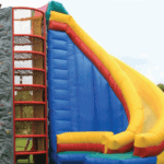 SPIDER CLIMB – Inflatable Slide for Rent