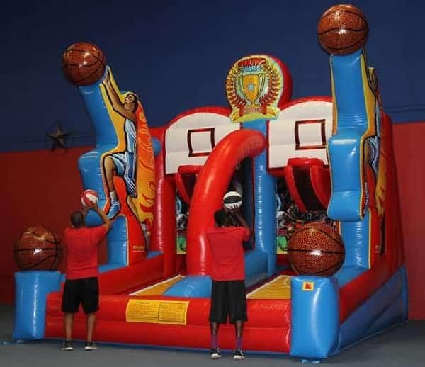 basketball shooting stars game rental pic3