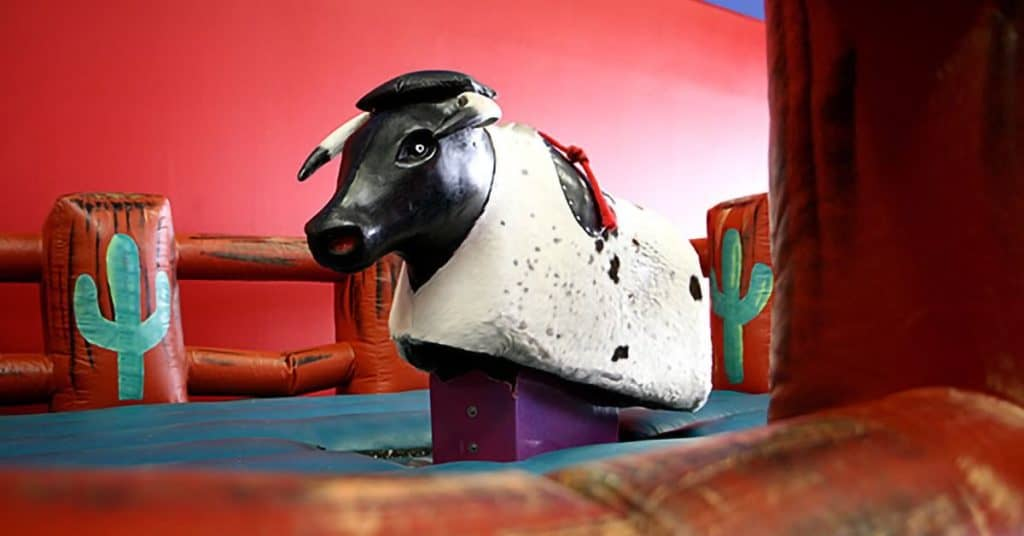 Dallas - Mechanical Bull