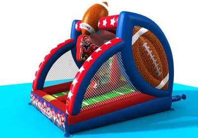 first down sports inflatable 3