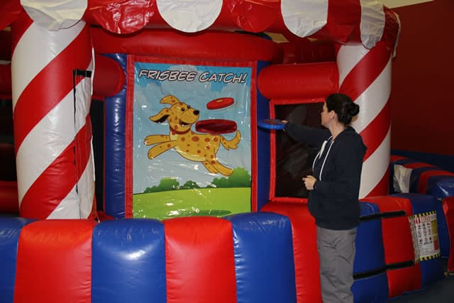 Carnival Arcade 5 Station 4