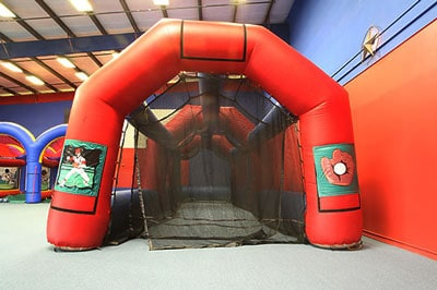 inflatable batting cage 2