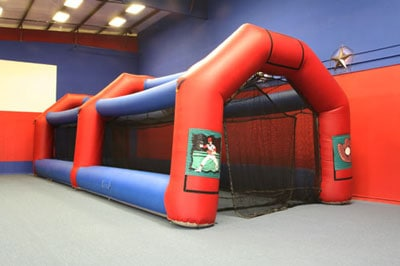 inflatable batting cage 3