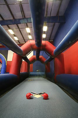 inflatable batting cage 4