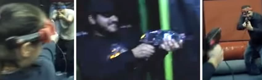 inflatable rentals - laser tag