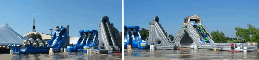 Water Slides Rentals