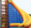 inflatable slide rental