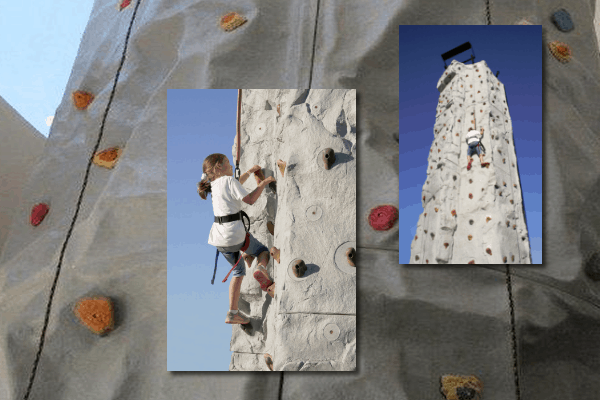 Rock Climbing Party Rentals From Texas Sumo In Dallas Tx