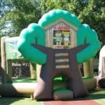tree house bounce house