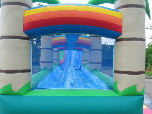 tropical breeze water slide rental - Pic 3