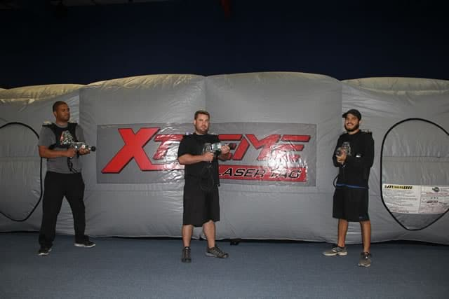 Xtreme 35 Ft Laser Tag Arena Dallas Party Rental