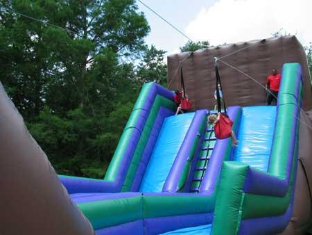 zipline obstacle dry gulch 4