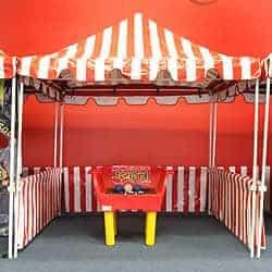 Carnival tent rental - Game 3