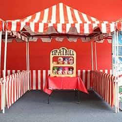 Carnival tent rental - Game 10