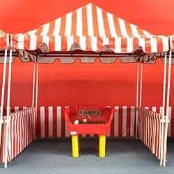 Carnival tent rental - Game 5