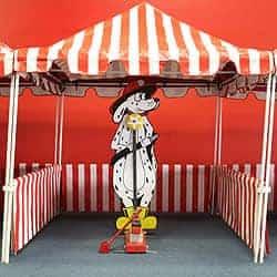 Carnival tent rental - Game 6