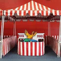 Carnival tent rental - Game 8