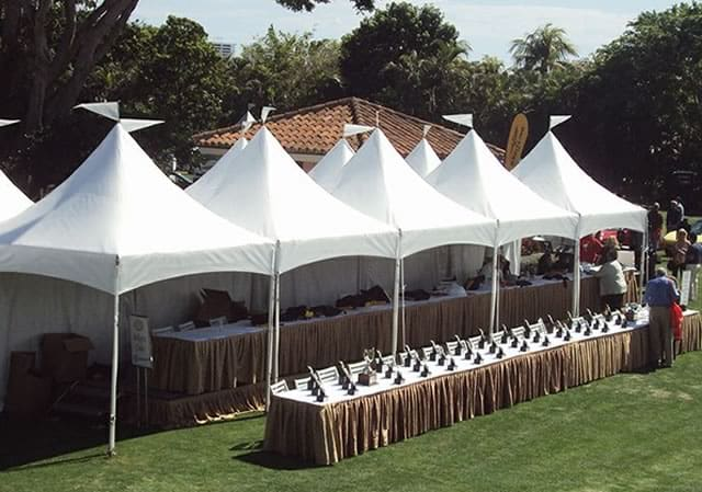 Marquee High Peak Tents u2013 Professional Grade & Marquee High Peak Tents - Professional Grade - Dallas Party Rental