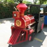 The Texas Star Express – Trackless Train for Rent