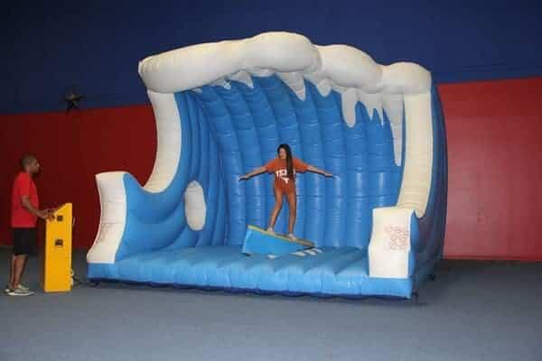 Big Wave Surf Machine Surfboard Simulator Ride Dallas
