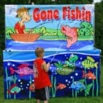 Gone Fishin - Carnival Game Rental