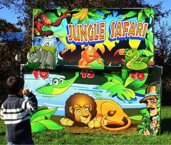 Jungle Safari - Carnival Rental