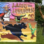 Lasso the Longhorn - Carnival Game Rental