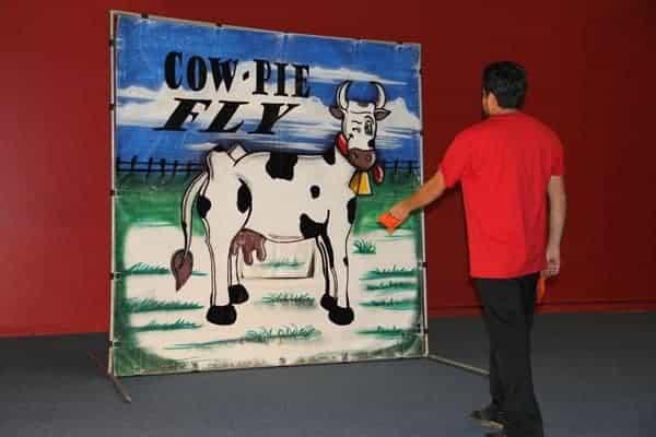 cow pie carnival rental