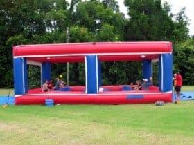 Dodge It 30 X 18 Inflatable Dodge Ball Arena Dallas
