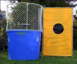 dunk tank rental - Dallas