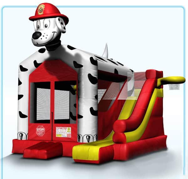 firehouse-dog-bouncer-slide-rental