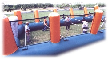 Human Foosball - Game Rental