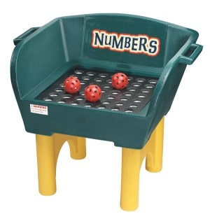 carnival numbers game