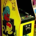 PAC-MAN – ORIGINAL 1980 ARCADE GAME FOR RENT