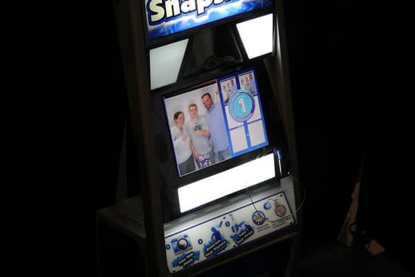 photo-booth screen