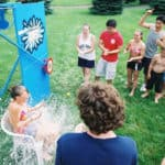 pitch burst - water balloon game rental