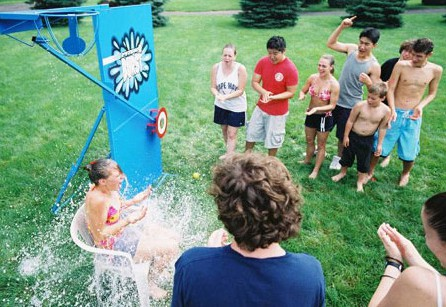 Pitch Burst Water Balloon Carnival Game Dallas Party