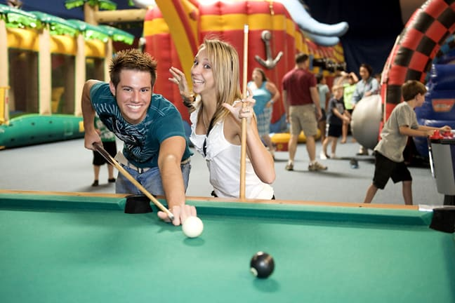 professional pool table rental - Dallas