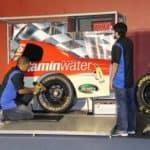 1/4 NASCAR Pit Crew Challenge