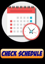 Check Schedule