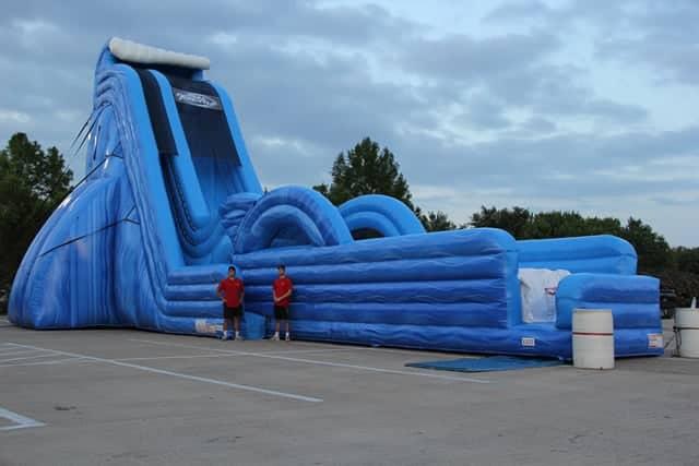 Full Throttle Giant Water Slide Rental More Pictures