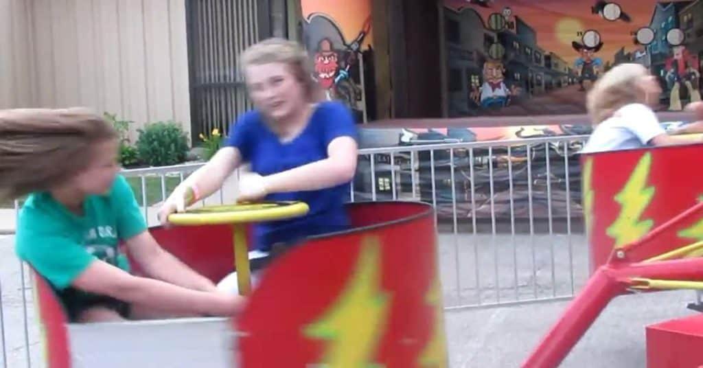teacup carnival ride rental