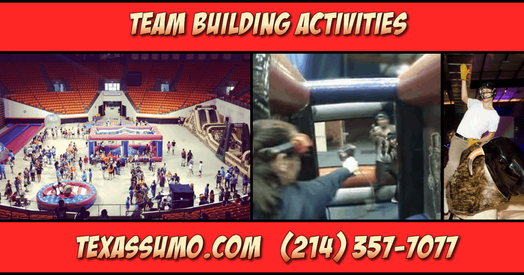 Team Building Activities - Dallas, TX