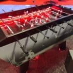 foosball table - LED lighting